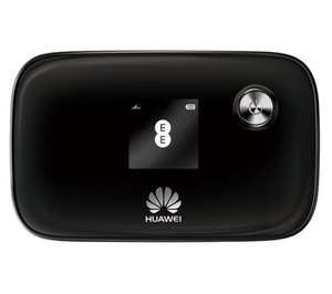 Huawei E5776 4G 150Mbps (LTE CAT4) Mobile Wi-Fi Personal Hotspot - SIM Free - £59.97 @ Currys