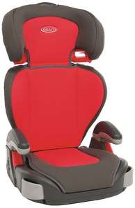 Graco Junior Maxi Booster Seat - Group 2-3 - Kandi or Damson Colours - £20 @ Halfords