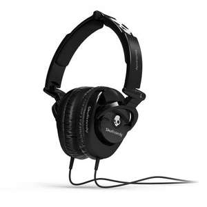 Skullcandy SKULLCRUSHERBLK Headphones WAS £59.99 NOW £17.99 @ TribalUK