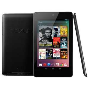 ASUS GOOGLE NEXUS 7 TABLET NVIDIA TERGA 3 1.2GHZ 1GB RAM UNIT ONLY - 32GB (Refurb) - £79 @ Tesco eBay