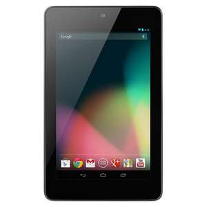 Google Nexus 7 32GB (2012) Tablet Quad Core Android 4.3 Tablet Factory Refurbished @ Scan - £4.16 shipping