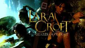 Lara Croft and the Guardian of Light HD 69p on iOS