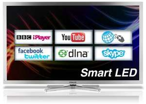 Finlux 50F8090S 50'' Smart LED Full HD with WFi Web Skype PVR Freeview HD TV £479.99 Delivered @ Finlux/Play
