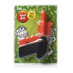 YOU WANT ONE! Spud Gun was £1.50 now £1.00 @ Wilkinsons