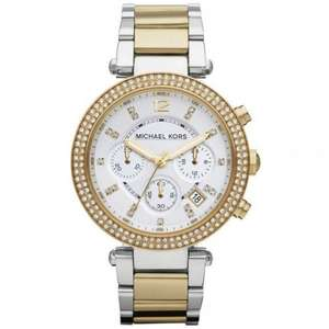 MICHAEL KORS £170 FROM TIC WATCHES Also 10% of Accurist, Armani