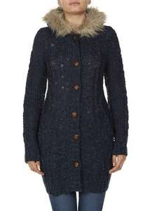 Ladies Falmer Hooded Cardigan £25.00 @  Matalan