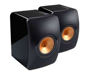 KEF LS50 Speakers Only ONE Pair available EX Display £639 @ AudioAffair