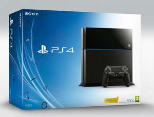PS4 Console £349 @ John Lewis