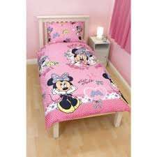 Minnie Mouse single duvet set only £3 instore at Tesco