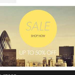 Upto 50% off at Warehouse Sale
