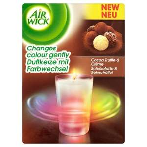 Savers Instore : Airwick colour changing candle £2.49
