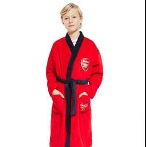 £9.80-£14.00 Arsenal Football Club Gown WAS £14.00-20.00@ M&S