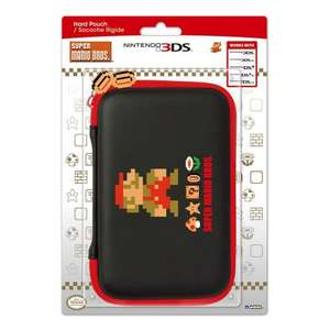 Nintendo 3DS XL Mario 'Retro' Hard Case £18.54 @ Amazon.de