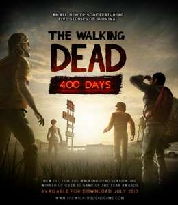 The Walking Dead: 400 Days (Activates on Steam) 90p @ uPlay