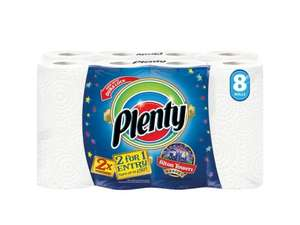 Plenty Kitchen Towel (8 Pack) @Lidl - £3.99
