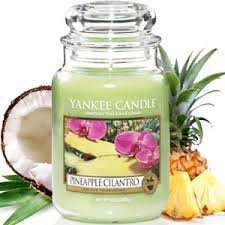 Yankee Candle Large Jars 3 for £25 @ Hallmark, Dalton Park