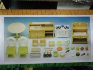 Sylvanian families country kitchen. £11.91 @ amazon