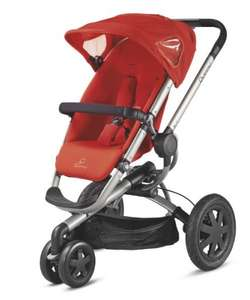 Quinny Buzz Pushchair - Red Revolution save 150 - £275 @ Mothercare