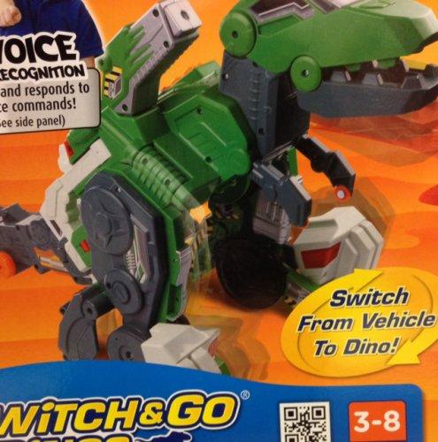 Vtech Switch N Go Dino Mega T Rex - £22.50 instore @ Sainsburys