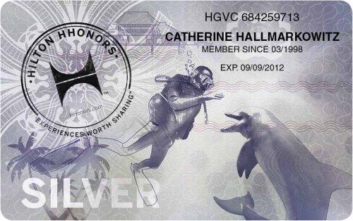 Free Hilton Silver Membership