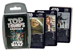 star wars top trumps £1 in pound empire