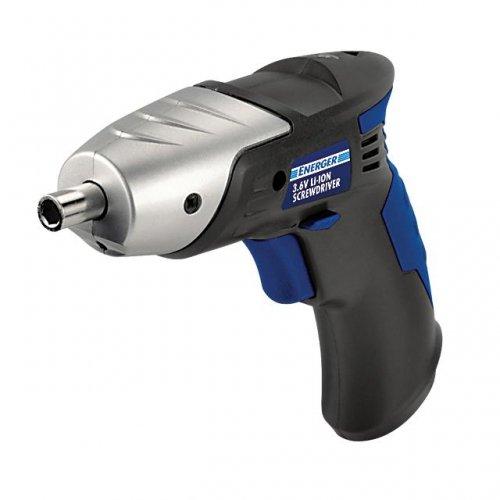 Energer ENS460DRS 3.6V 1.3Ah Li-Ion Cordless Screwdriver: £14.99 @ Screwfix