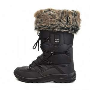 Snow/muck out boots, buy 1 pair get 2 free @ Derby House