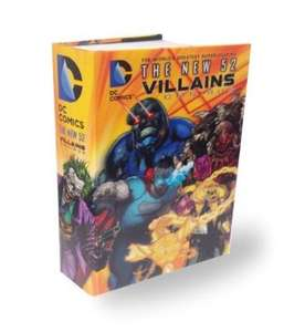 DC New 52 Villains Omnibus (The New 52) £56.40 @ speedyhen