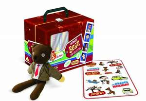 Mr Bean: The Ultimate Collection - Suitcase and Teddy Edition [DVD] for £22.00 @ Amazon