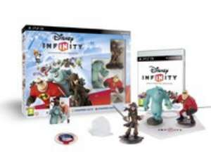 Disney infinity starter packs £49.99 to £29.99 @ sainsburys instore only ps3 and xbox.  £24.99 for wii version.