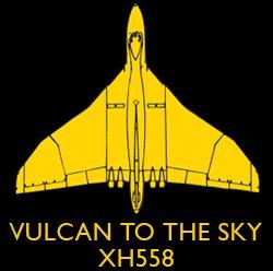 AVRO Vulcan XH558 Sky Trust - FREE Christmas Gift @ vulcantothesky.org