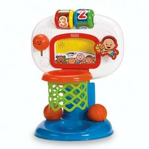 Fisher Price Dunk 'n Cheer Basketball - £8 @ Tesco Bletchley