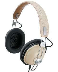 Panasonic over ear Headphones RP-HTX7 in cream £25 (includes £1 free Amazon MP3 download) at Amazon