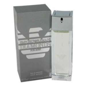 Emporio Armani Diamonds for Men aftershave 75ml £30.00 @ Boots