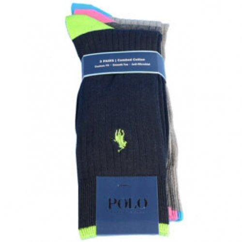 3 pack of ralph lauren. Socks bargain £15 @ Tessuti