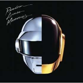 Daft Punk MP3 album Random Access Memories - £1.99 at Amazon