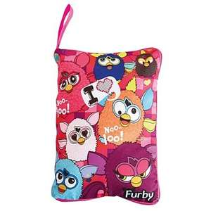 Furby hide And sleep cushion @argos - £3.99