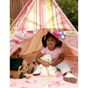 Gorgeous Pink Wigwam - Handpicked collection £53.97 + 4.95 delivery