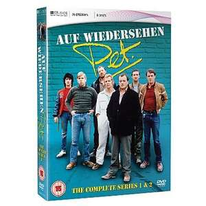 Auf wiedersehen pet series 1 & 2 box set only £10 delivered at asda