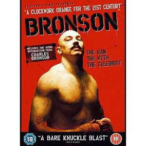 Bronson DVD for £3 inc. free delivery @ ASDA Direct