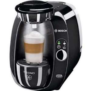 Bosch TAS2002GB Tassimo T20 Hot Beverage Machine, Gloss Black ONLY £39 @ amazon delivered