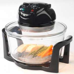 Giles & Posner 10 litre Halogen Oven With Extender Ring save £30  now £19.99. home bargains