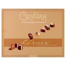 Guylian large box 517g down to £4 at ASDA!!