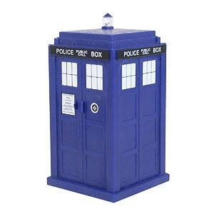 Doctor Who Tardis Action Figure (Blue) only £2.79 delivered @ BBC Shop