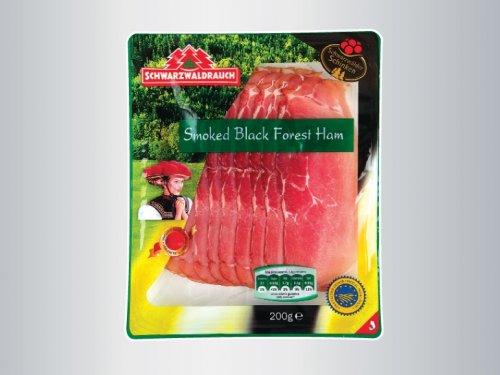 Smoked Black Forest Ham, 200gr, half price @Lidl 0.99p