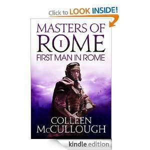 Kindle ebook: The First Man in Rome: (Masters of Rome Series) - 99p