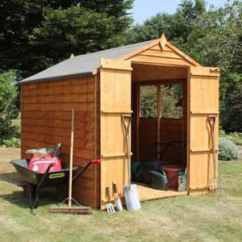 Waltons 8x6 shed £199.95 @ Walton Garden Buildings