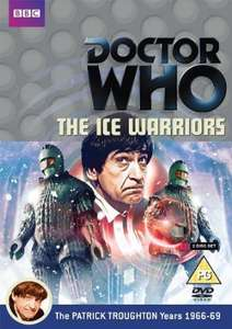 Doctor Who: The Ice Warriors [DVD] £7.75 @amazon