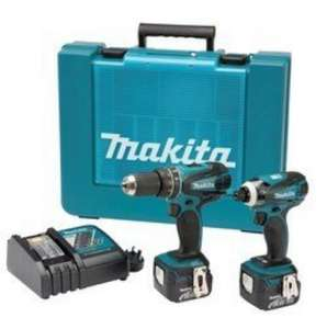 Makita 14.4V Li-ion Drill TwinKit (2 x 3.0Ah) DK1489S £226.80 (inc free delivery) @Lawson HIS