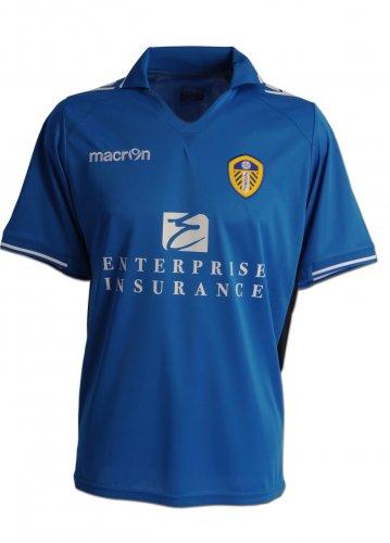 Leeds Utd 2nd Away Shirt - £16 ( £4.95 postage if online order)